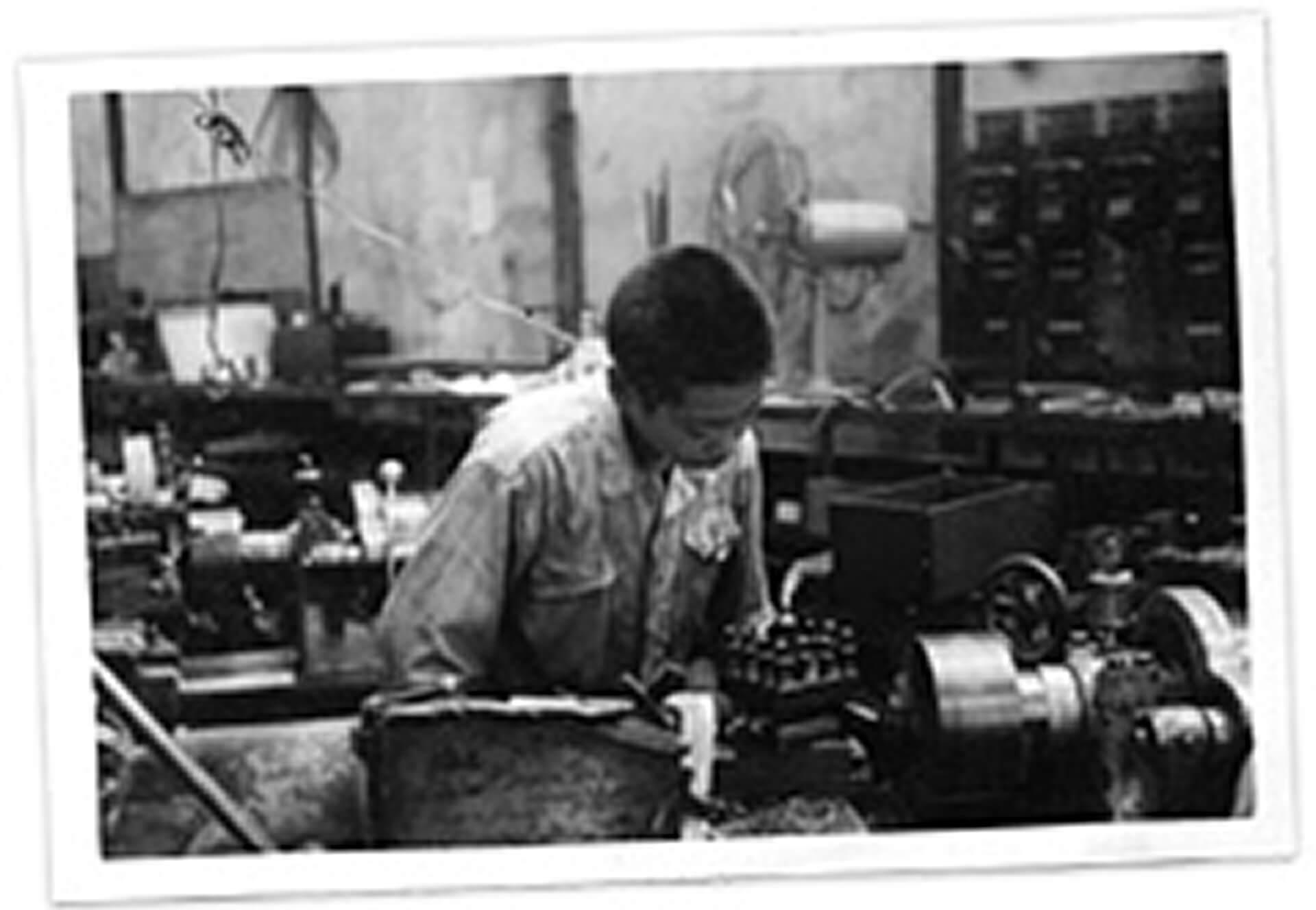 東亜精機工業は、1923年創業です。